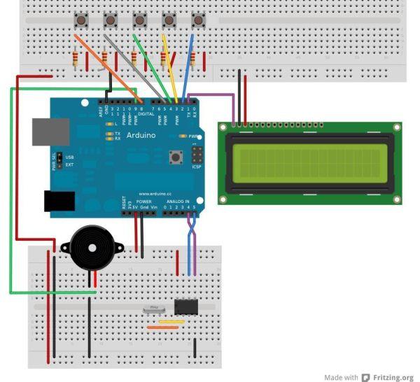 Turing Alarm: A Mathematical Alarm Clock   XY Kao